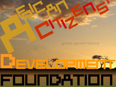 African Citizens' Development Foundation animation