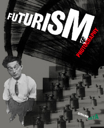 """Futurism & Photography"" book cover"